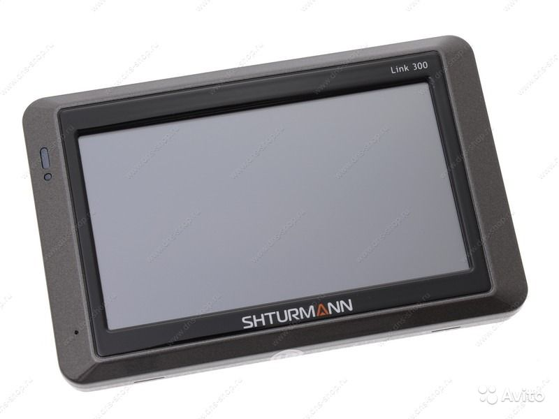 Инструкция Навигатор Shturman Link 300