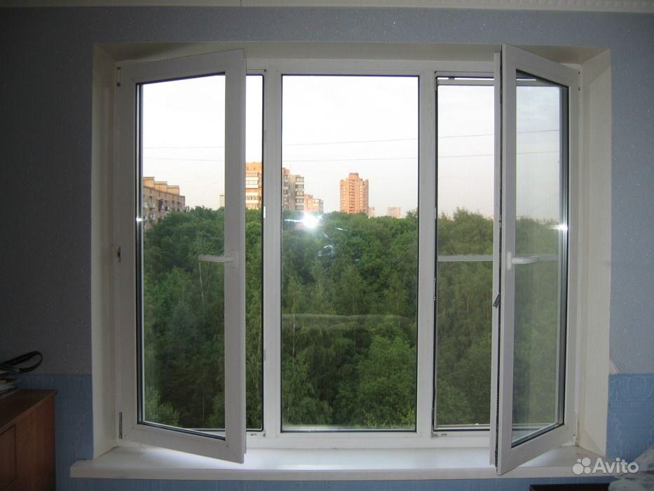 Какие бывают пластиковые окна фото
