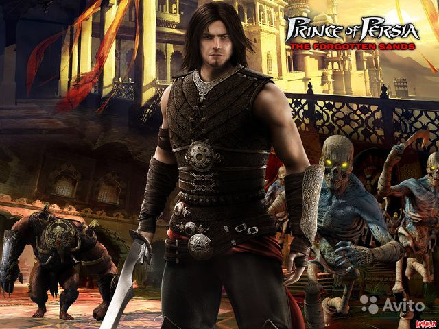Prince of Persia: The Forgotten Sands - Part 1.