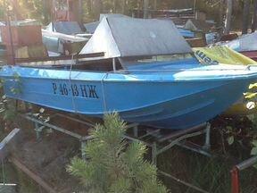 лодка ока 240