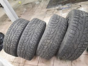 Hankook tire winter i pike rs 265/60 R18