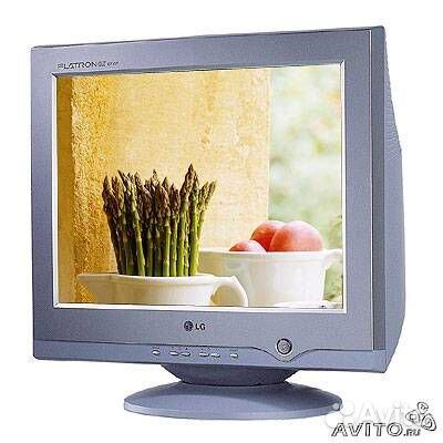 В продаже Монитор 17 дюйм LG Flatron T710BH не включается по доступной цене c фотографиями и описанием...