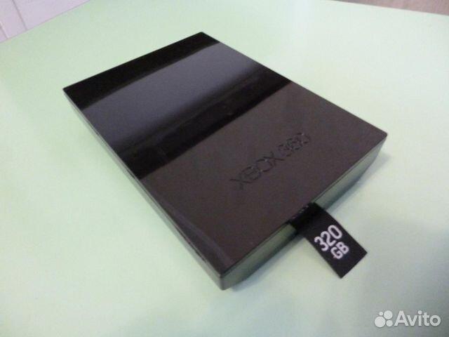 Xbox 360 жесткий диск 320
