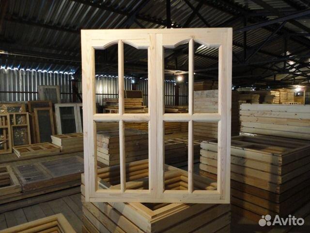 Рама деревянная для веранды