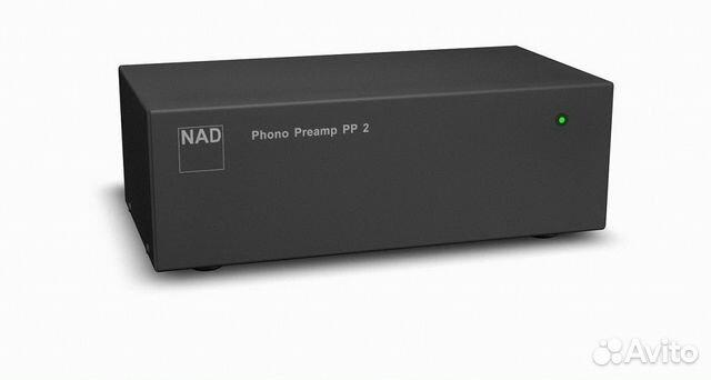 NAD PP 2 фонокорректор