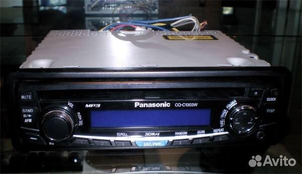 Скачать бесплатно инструкцию для автомагнитолы Panasonic CQ-C1303W.