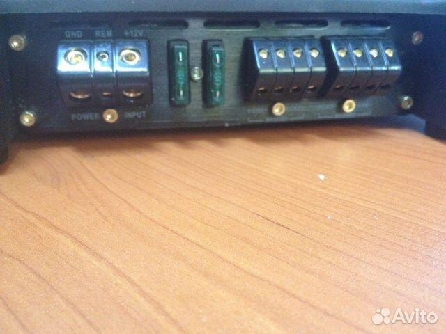 Продам усилитель Velas VA-1104