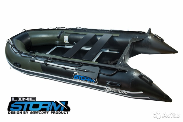 корейские лодки пвх под мотор меркурий