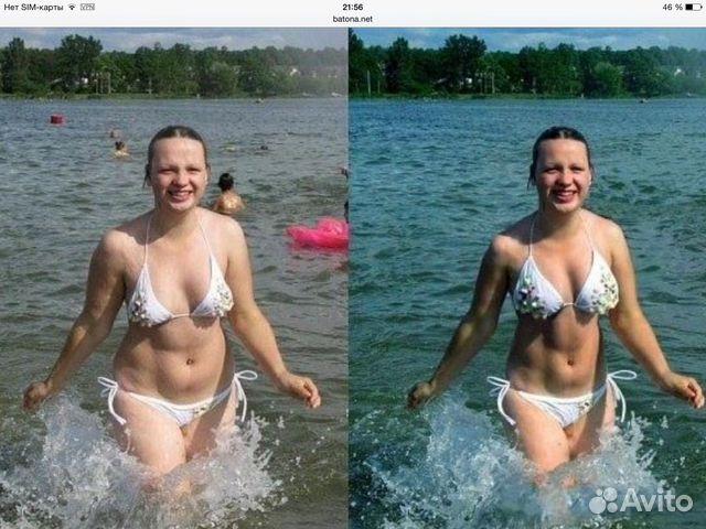 Фотографии людей до и после цифровой обработки, показывающие всю мощь фотош