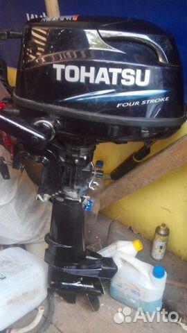 купить лодочный мотор тохатсу 9.8 в ижевске