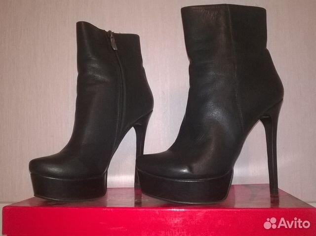 Женские осенние ботинки 94 фото модные кожаные модели