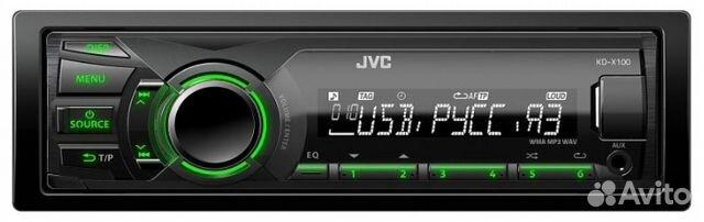 инструкция Jvc Kd-x115 - фото 5