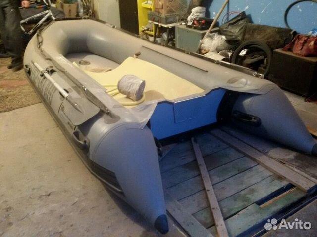 лодки пвх бу с мотором от частных лиц