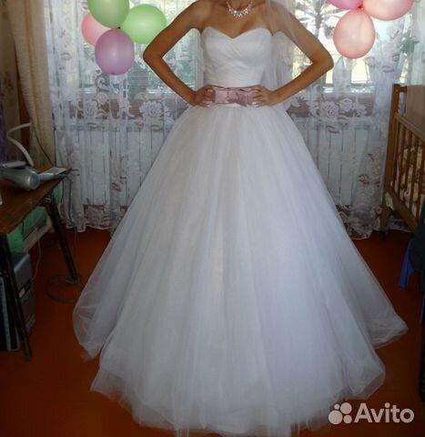 Куплю На Авито Свадебное Платье