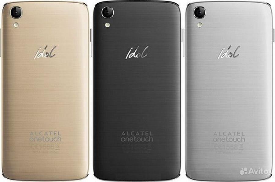 Смартфон alcatel one touch pop 3 5054d black - 80d68