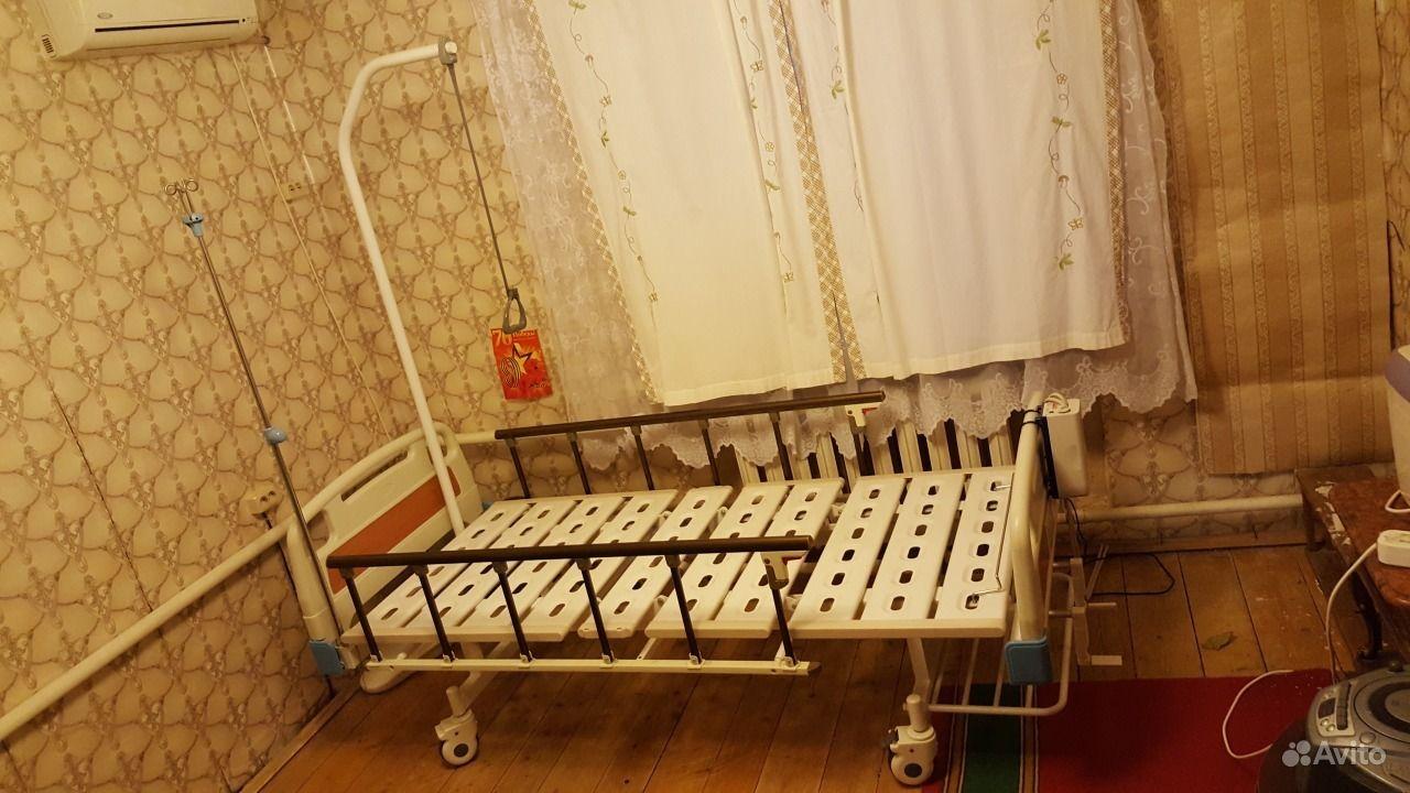 Медицинская кровать для лежачих больных б/у   киров