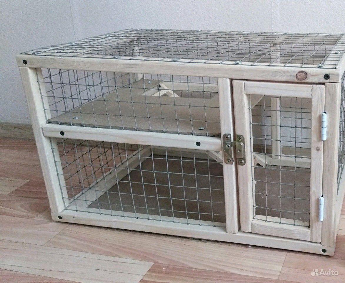 Клетки для животных на заказ в Воронеже - фотография № 5