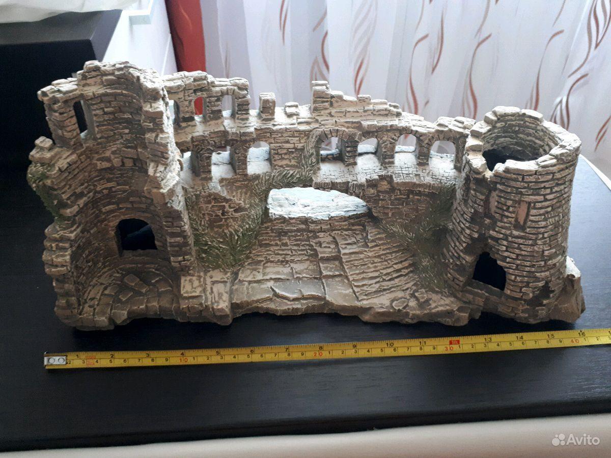 Декор для аквариума (Замок)