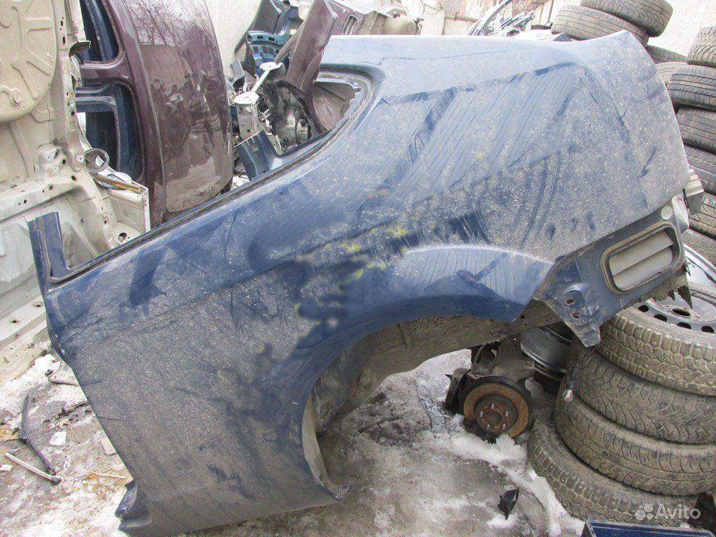 Каталог - детали кузова Форд Фокус (1, 2, 3) - крыло