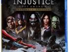 Игра на Sony PS4 Injustice Ultimate Edition