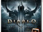 Diablo 3 (III) Reaper of Souls. Ultimate Evil ps3