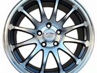 R16 5x105 7JJ OFF+ 40 Monoracing Sakura Wheels 366