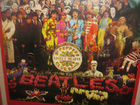 Постер Sgt. Pepper's Lonely Hearts Club Band
