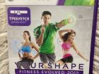 Your Shape Fitness Evolve 2012 Xbox 360