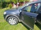 Chevrolet Captiva 3.2AT, 2007, внедорожник