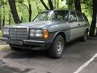 Mercedes-Benz W123 2.3МТ, 1983, 348000км