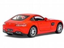 Машина металлическая Mercedes-AMG GT инерционная K