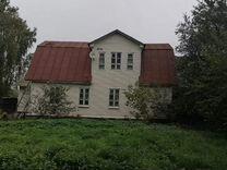 Дом 117 м² на участке 13,2 сот.