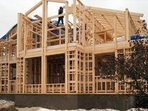 Каркасный дом.Строительство каркасных домов
