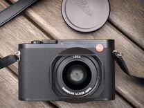 Leica Q 2 Black фирм.рст гарантия от Лейки — Фототехника в Москве