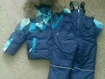 Зимний костюм Kiko +шапка и ботинки 4173b6750fa