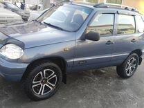 Chevrolet Niva, 2008 г., Барнаул