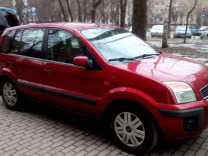 Ford Fusion, 2007 г., Москва