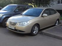 Hyundai Elantra, 2010 г., Москва