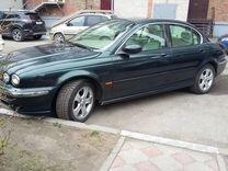 Jaguar X-Type, 2002 г., Омск