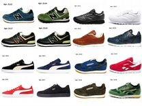 Кроссовки Reebok New Balance Puma — Одежда, обувь, аксессуары в Москве