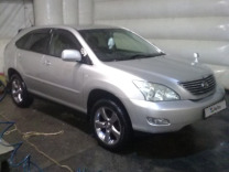 Toyota Harrier, 2005 г., Саратов