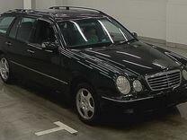 Запчасти Mercedes-Benz W210 E320 4 matic