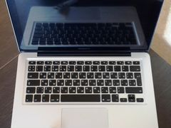 Apple MacBook Pro (mid 2012) (i5, HDD 500, 8Гб)