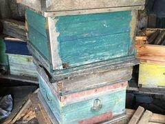 Продам ульи для пчёл, рамки