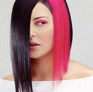 Покрасить волосы в белый цвет - 422