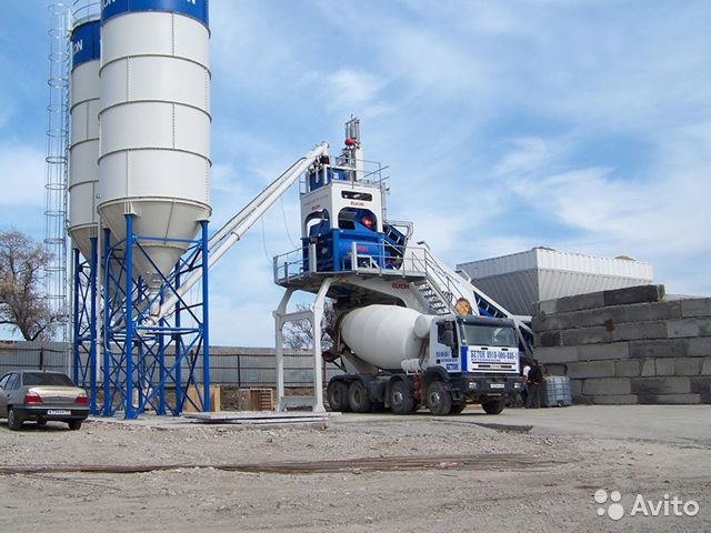 Бетон миксер купить симферополь адреса заводов по производству бетона
