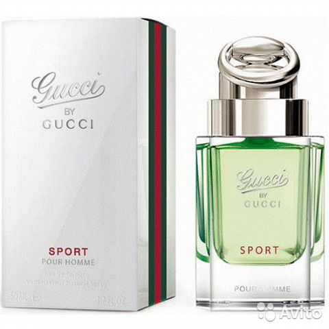 "Gucci ""Gucci by Gucci Sport Pour Homme"" 90ml— фотография №1"