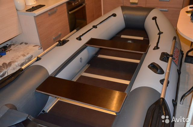 лодки пвх под мотор касатка 335 цена