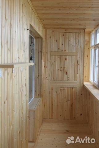 Услуги - обшивка балконов, гаражей в республике Чувашия пред.