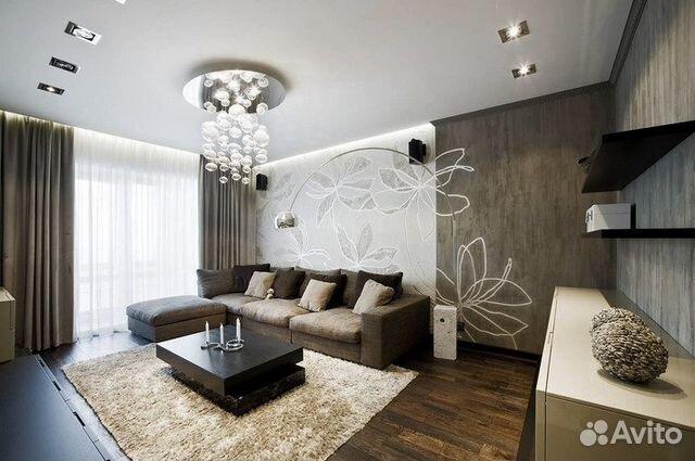 ремонт 3 комнатных квартир фото современный дизайн 2016 фото